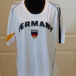 GERMANY 2006 World Cup Fan Jersey